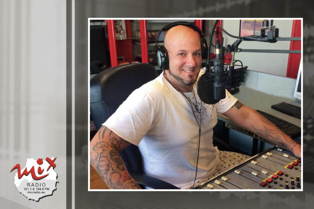 Mix Radio Team - Moderator Rene Neumann