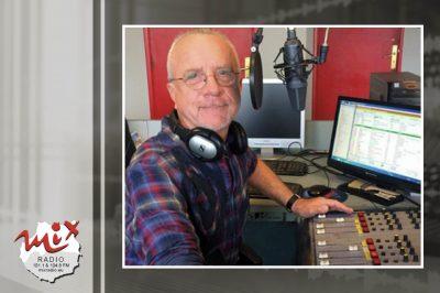 Mix Radio Team - Moderator Anderas Schuhbauer