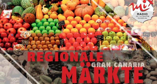 Mix Radio Veranstaltungen - Header Regionale Märkte