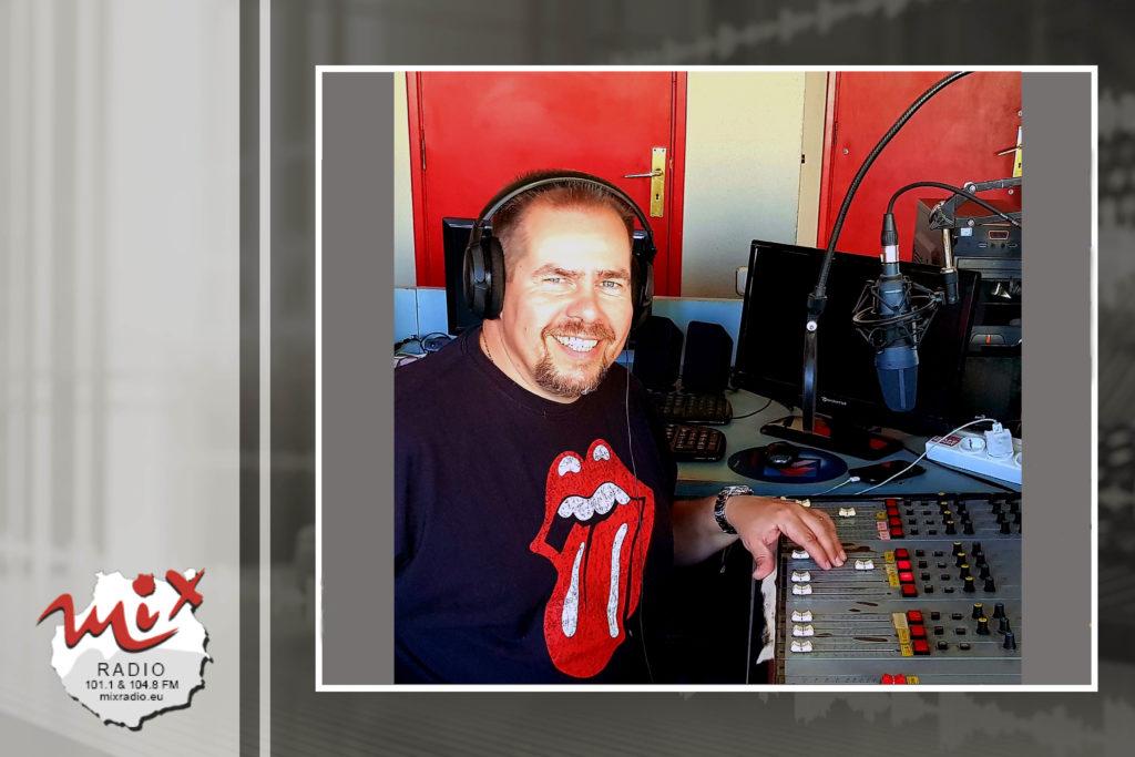Mix Radio Gran Canaria: Das Team - Volker Wallraff