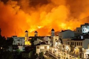 Mix Radio Gran Canaria NEWS - Feuer/Großbrand