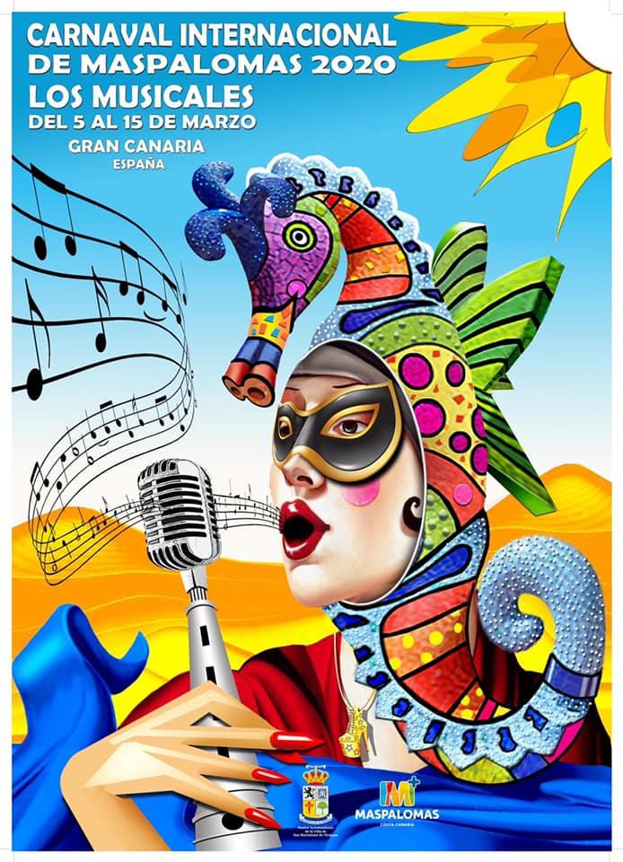 Mix Radio Gran Canaria: Karneval 2020