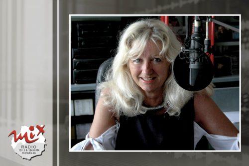 Mix Radio Team - Geschäftsführerin Bärbel Bross