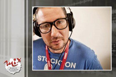 Mix Radio Team - Moderator Fabian von Dawans